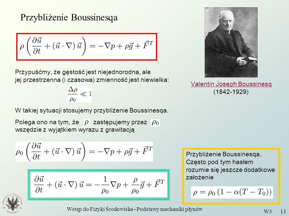 Przybliżenie Boussinesqa