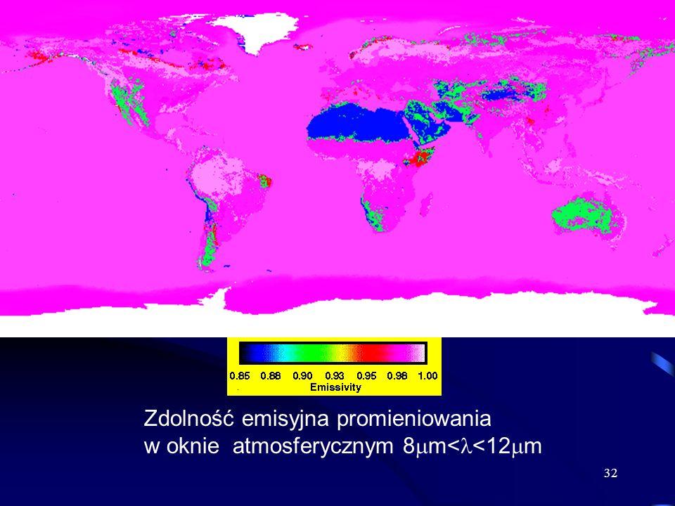Zdolność emisyjna promieniowania
