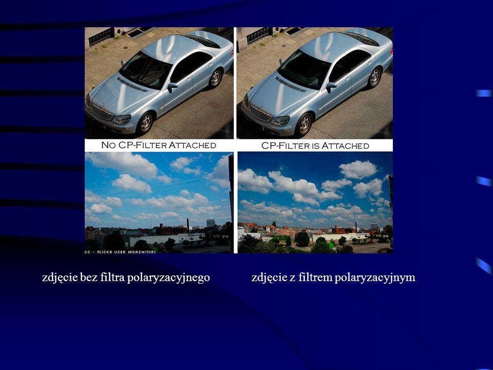 zdjęcie bez filtra polaryzacyjnego
