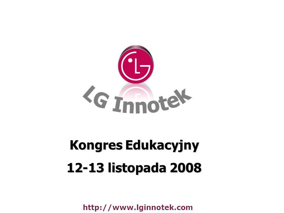 LG Innotek Kongres Edukacyjny 12-13 listopada 2008
