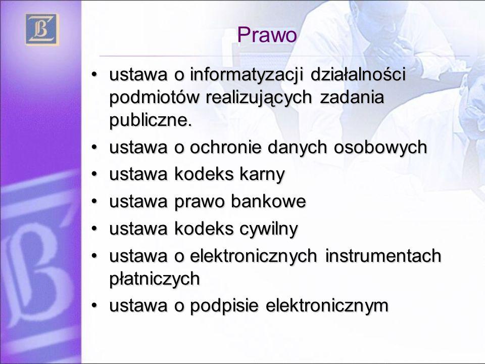 Prawo ustawa o informatyzacji działalności podmiotów realizujących zadania publiczne. ustawa o ochronie danych osobowych.