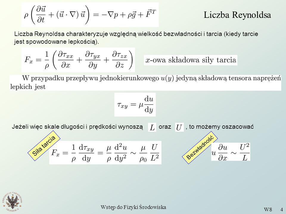 Wstęp do Fizyki Środowiska