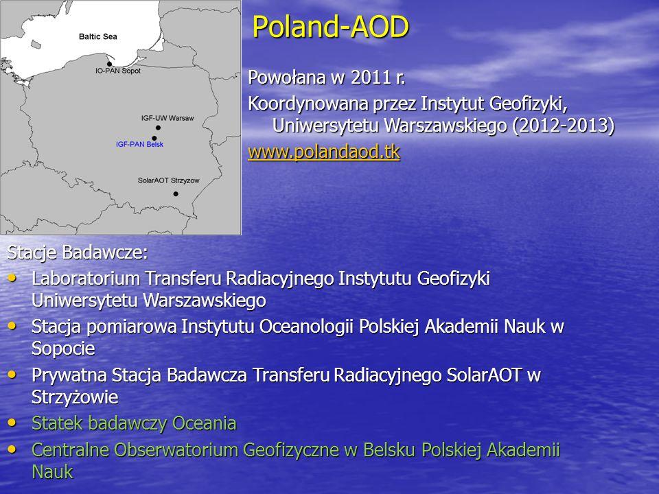 Poland-AOD Powołana w 2011 r.