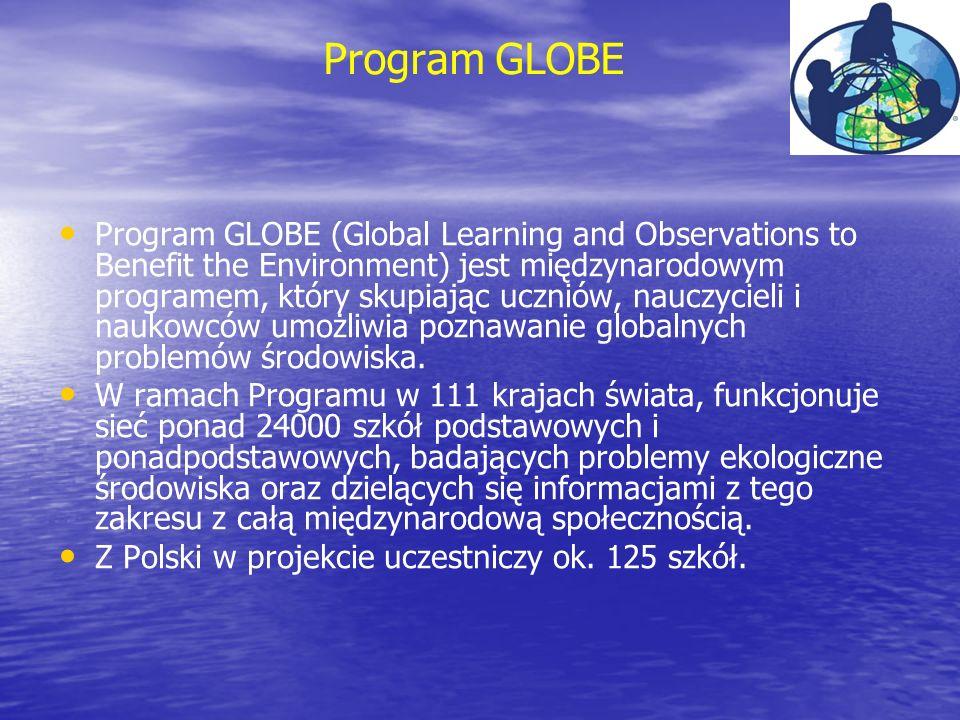 Program GLOBE