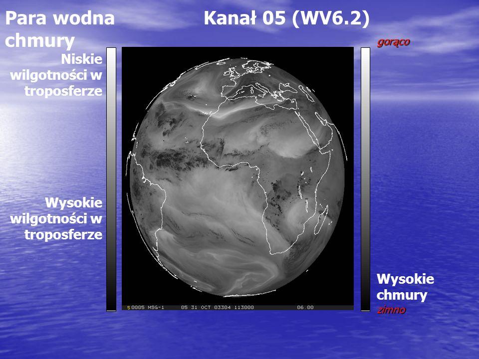Para wodna Kanał 05 (WV6.2) chmury