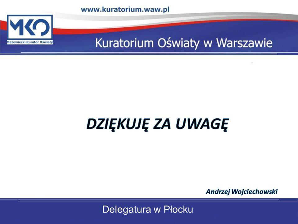 DZIĘKUJĘ ZA UWAGĘ Andrzej Wojciechowski
