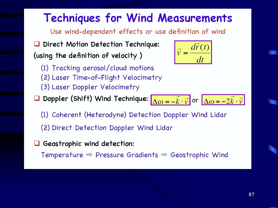 Pomiary wiatru