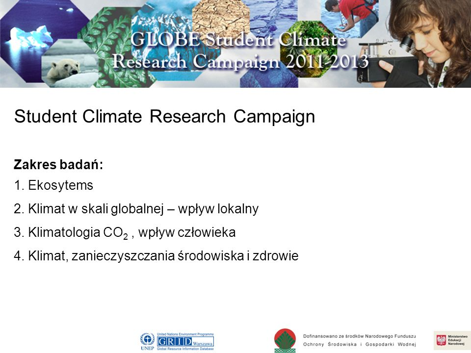 Student Climate Research Campaign