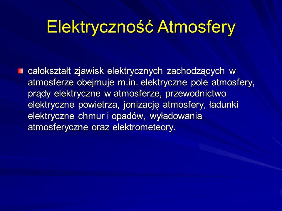 Elektryczność Atmosfery