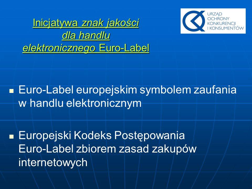 Inicjatywa znak jakości dla handlu elektronicznego Euro-Label
