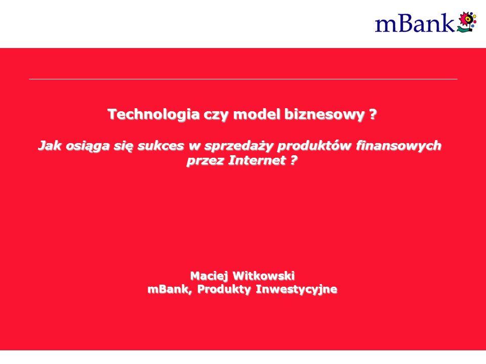 Technologia czy model biznesowy