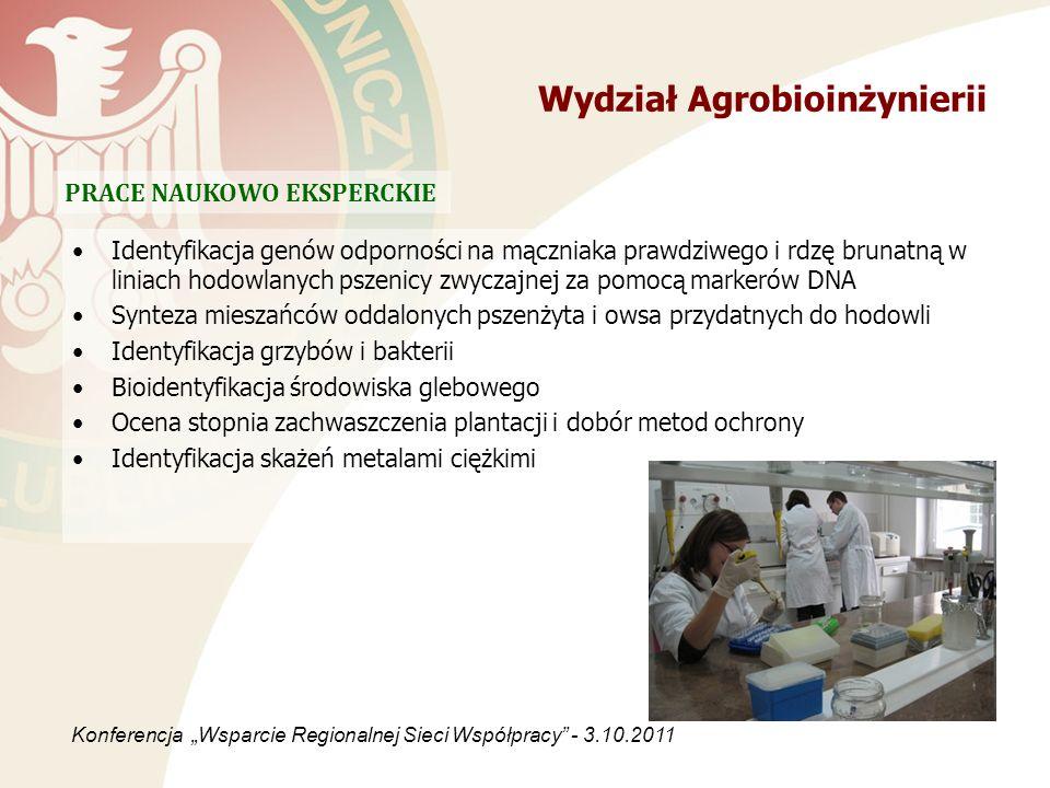 Wydział Agrobioinżynierii