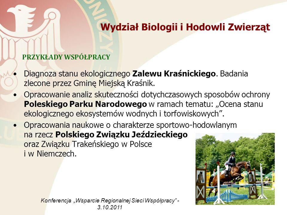 Wydział Biologii i Hodowli Zwierząt