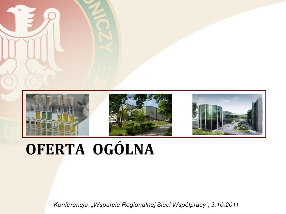 """Konferencja """"Wsparcie Regionalnej Sieci Współpracy , 3.10.2011"""