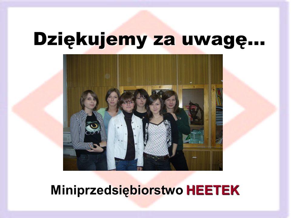 Miniprzedsiębiorstwo HEETEK