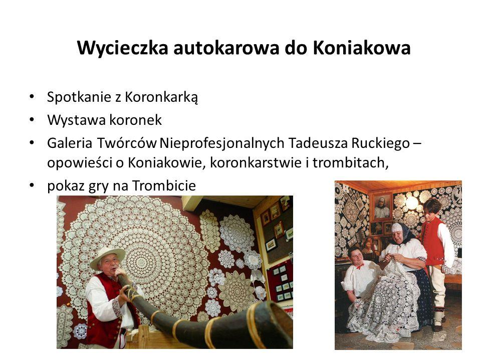 Wycieczka autokarowa do Koniakowa