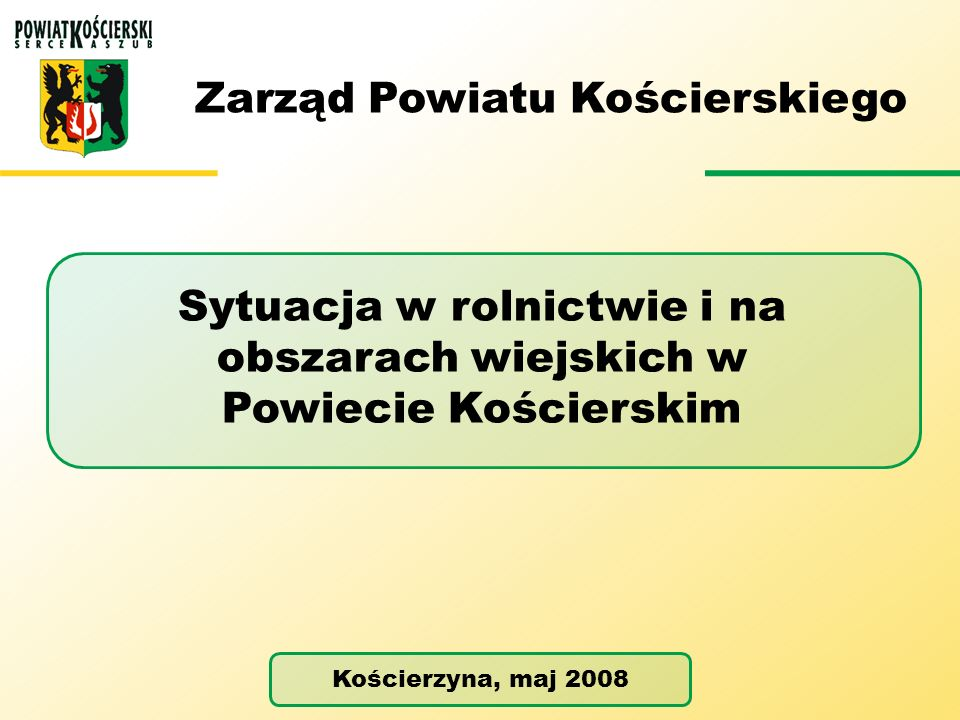 Zarząd Powiatu Kościerskiego