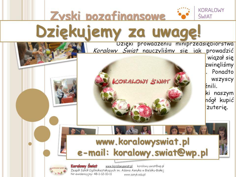 e-mail: koralowy.swiat@wp.pl