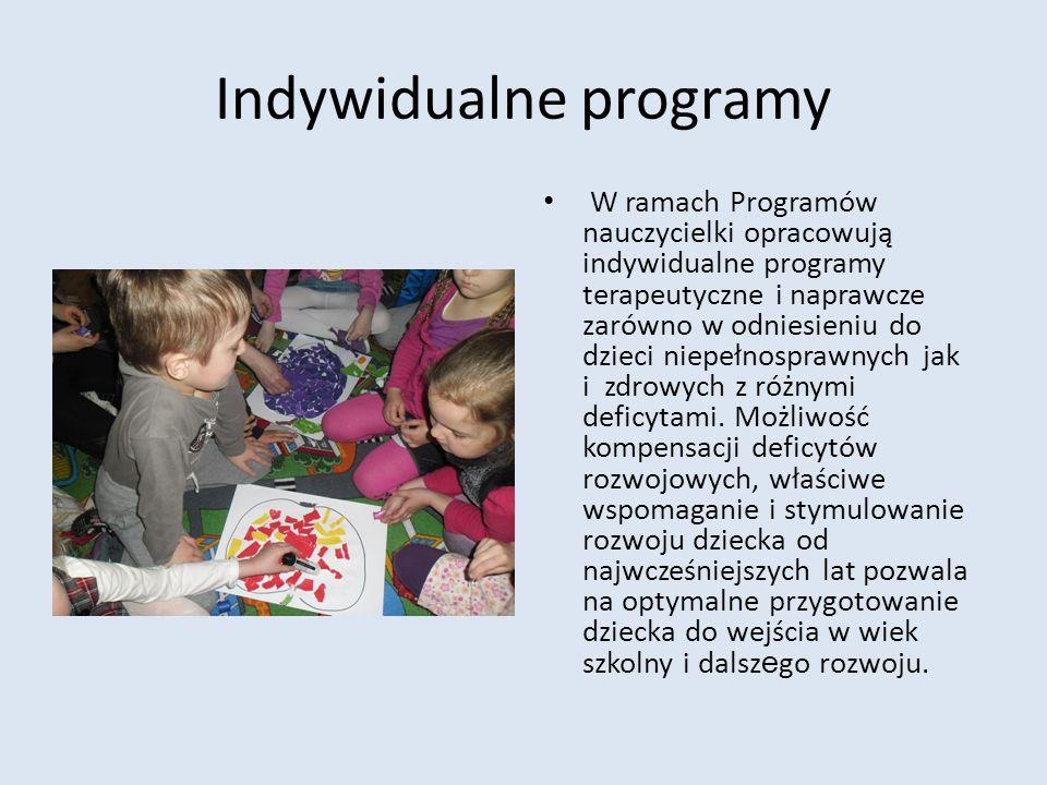 Indywidualne programy