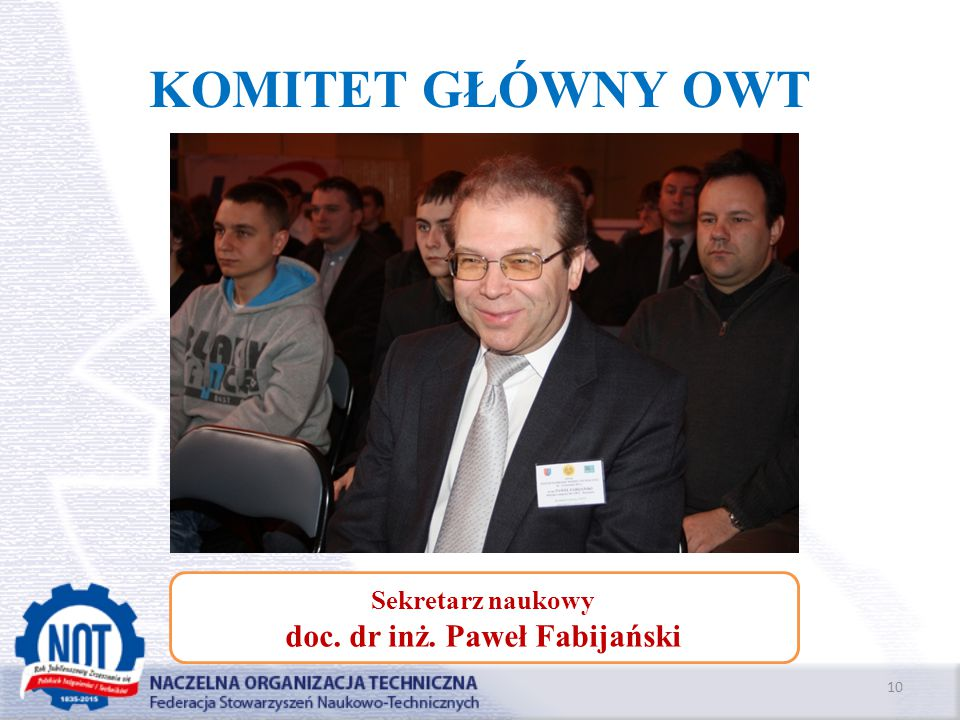 doc. dr inż. Paweł Fabijański