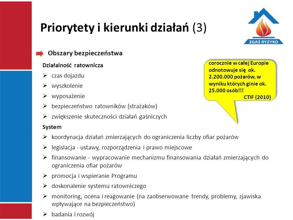 Priorytety i kierunki działań (3)