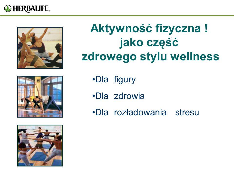 zdrowego stylu wellness