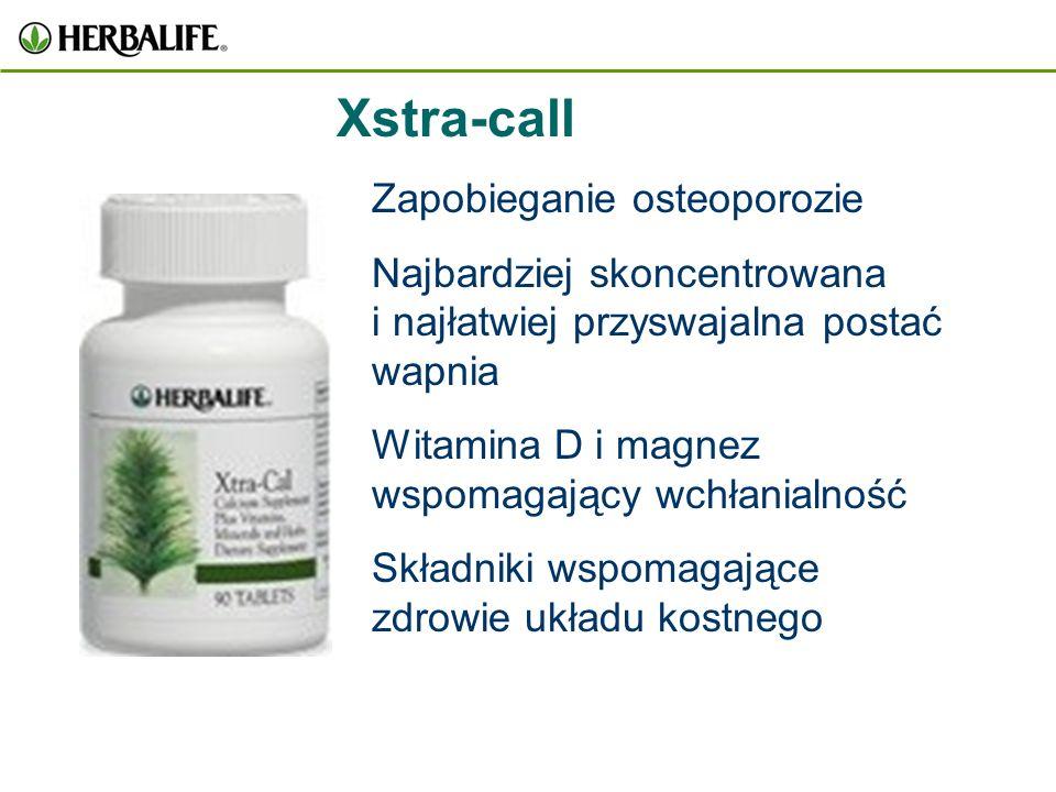 Xstra-call Zapobieganie osteoporozie