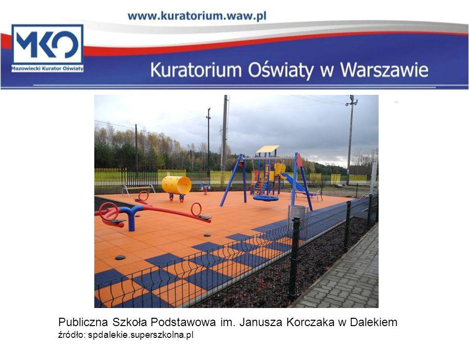 Publiczna Szkoła Podstawowa im. Janusza Korczaka w Dalekiem