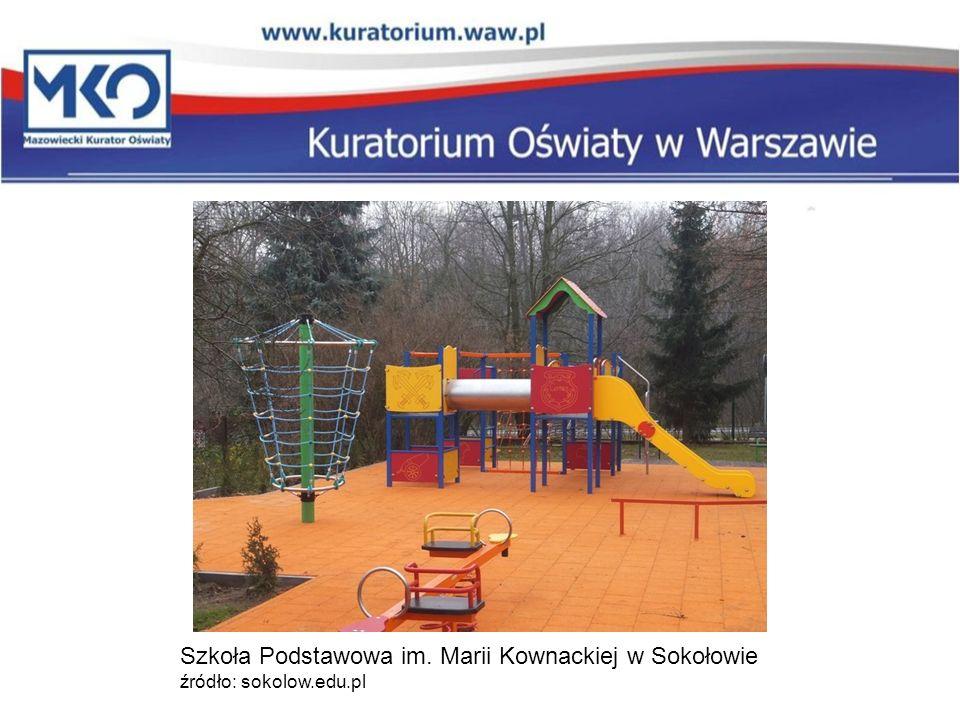 Szkoła Podstawowa im. Marii Kownackiej w Sokołowie