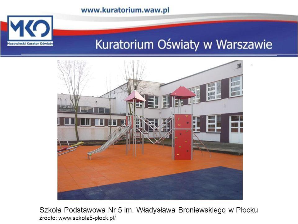 Szkoła Podstawowa Nr 5 im. Władysława Broniewskiego w Płocku