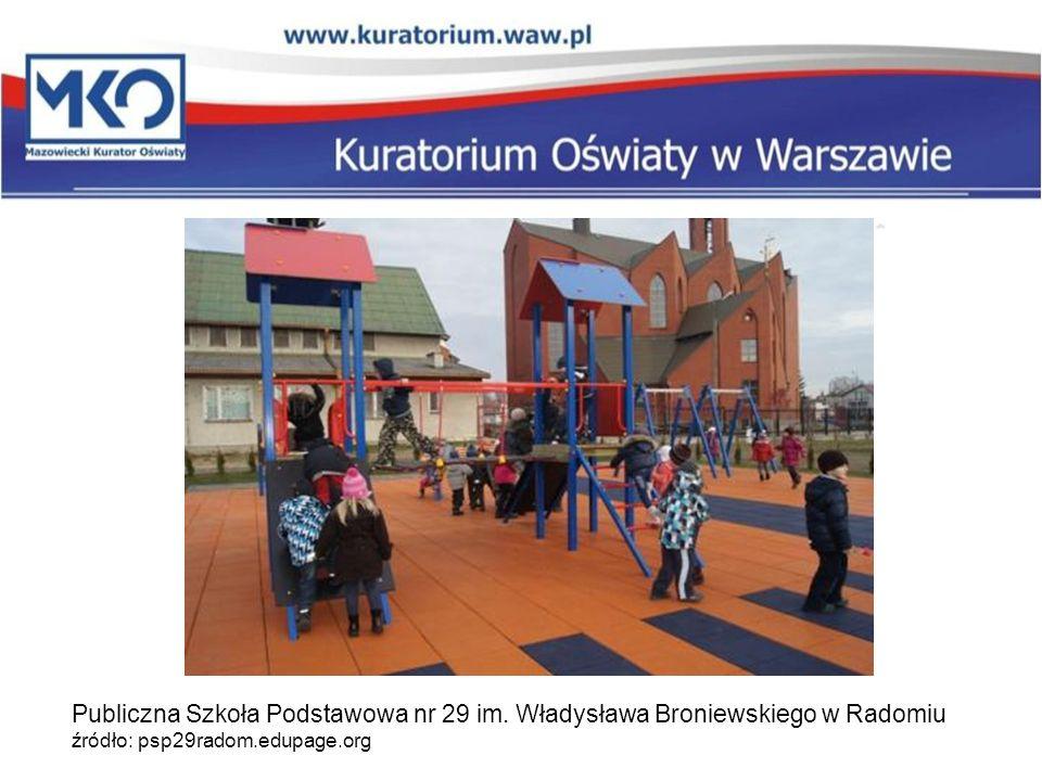 Publiczna Szkoła Podstawowa nr 29 im