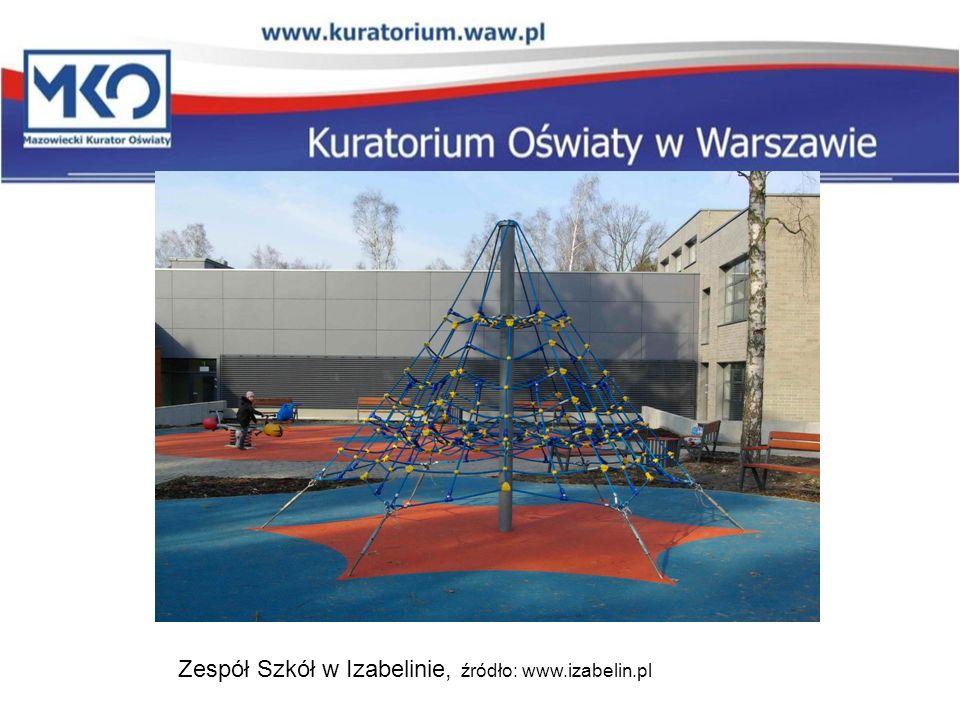 Zespół Szkół w Izabelinie, źródło: www.izabelin.pl