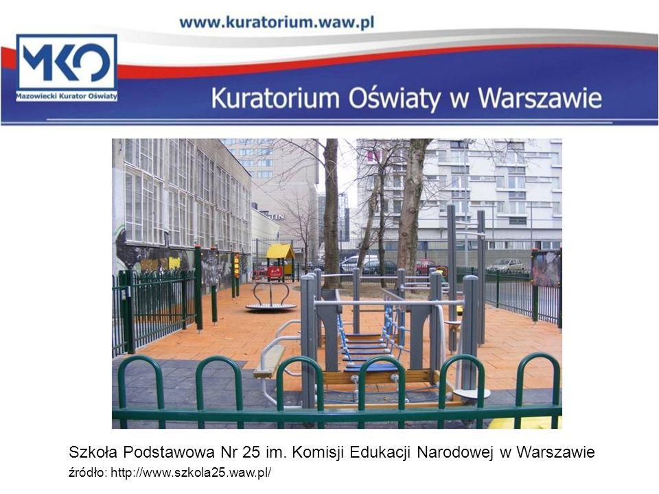 Szkoła Podstawowa Nr 25 im. Komisji Edukacji Narodowej w Warszawie