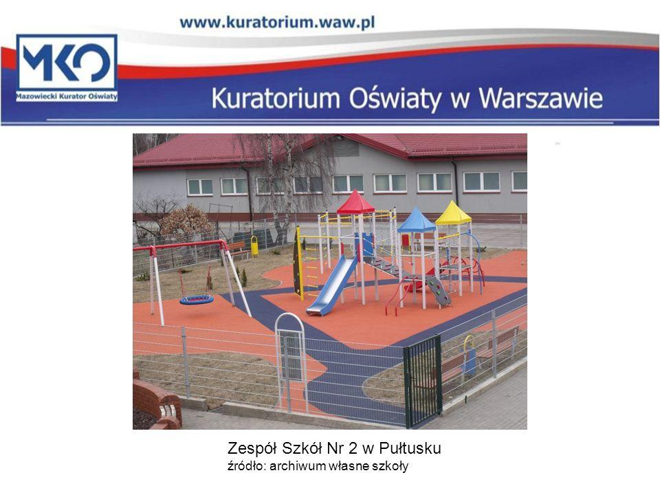 Zespół Szkół Nr 2 w Pułtusku