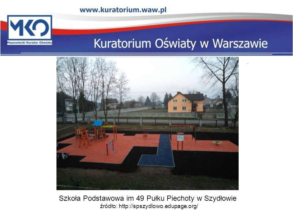 Szkoła Podstawowa im 49 Pułku Piechoty w Szydłowie