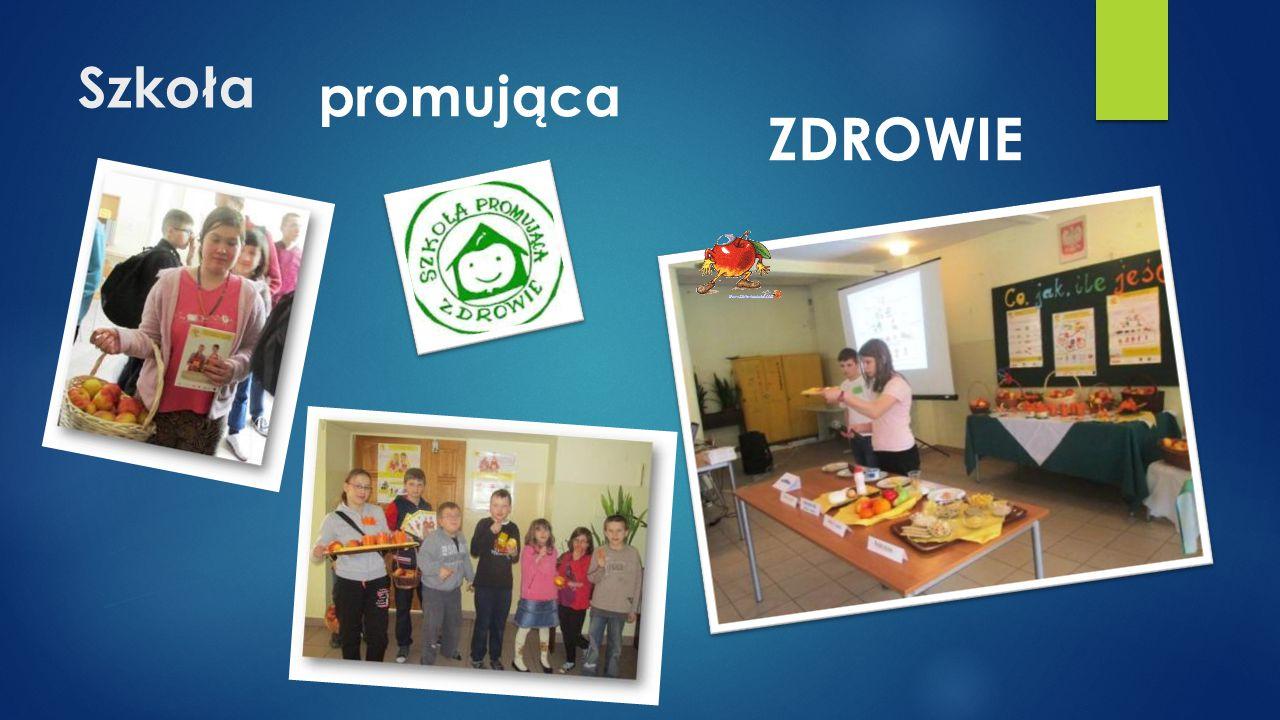 Szkoła promująca ZDROWIE