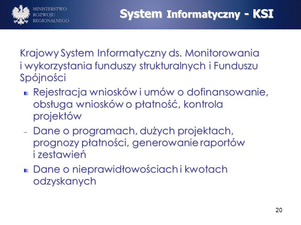 System Informatyczny - KSI
