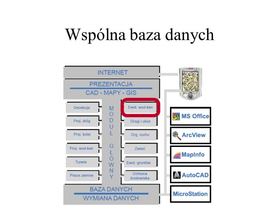 Wspólna baza danych