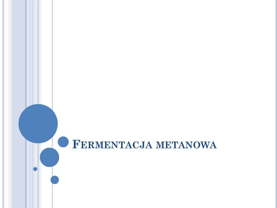 Fermentacja metanowa