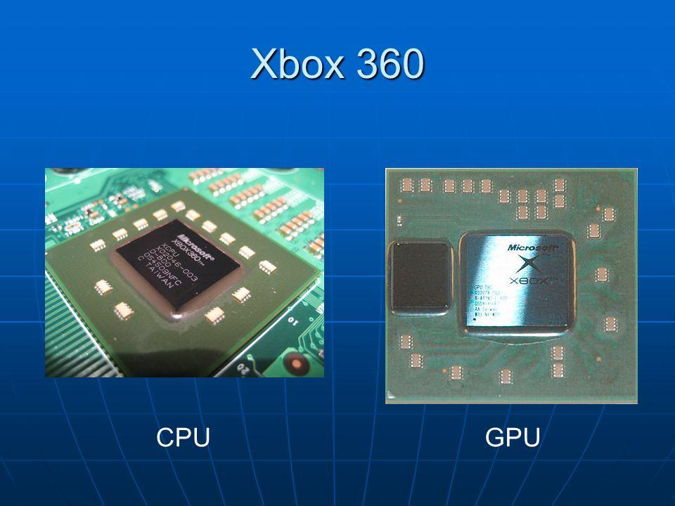 Xbox 360 CPU GPU