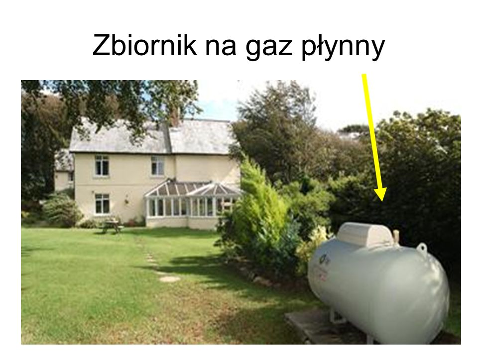 Zbiornik na gaz płynny