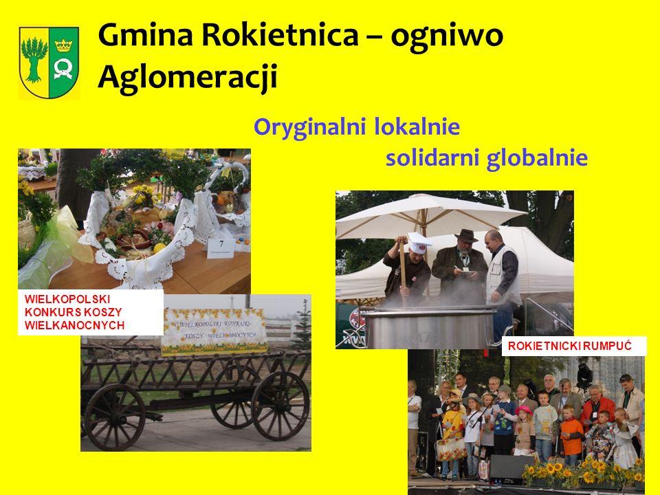 Gmina Rokietnica – ogniwo Aglomeracji