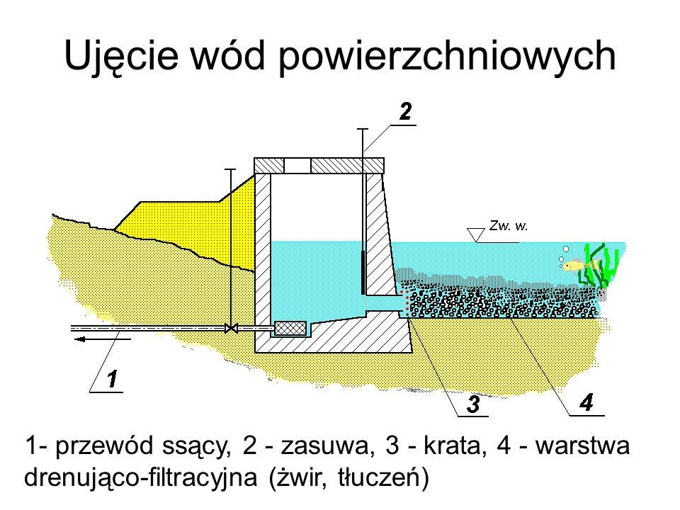 Ujęcie wód powierzchniowych