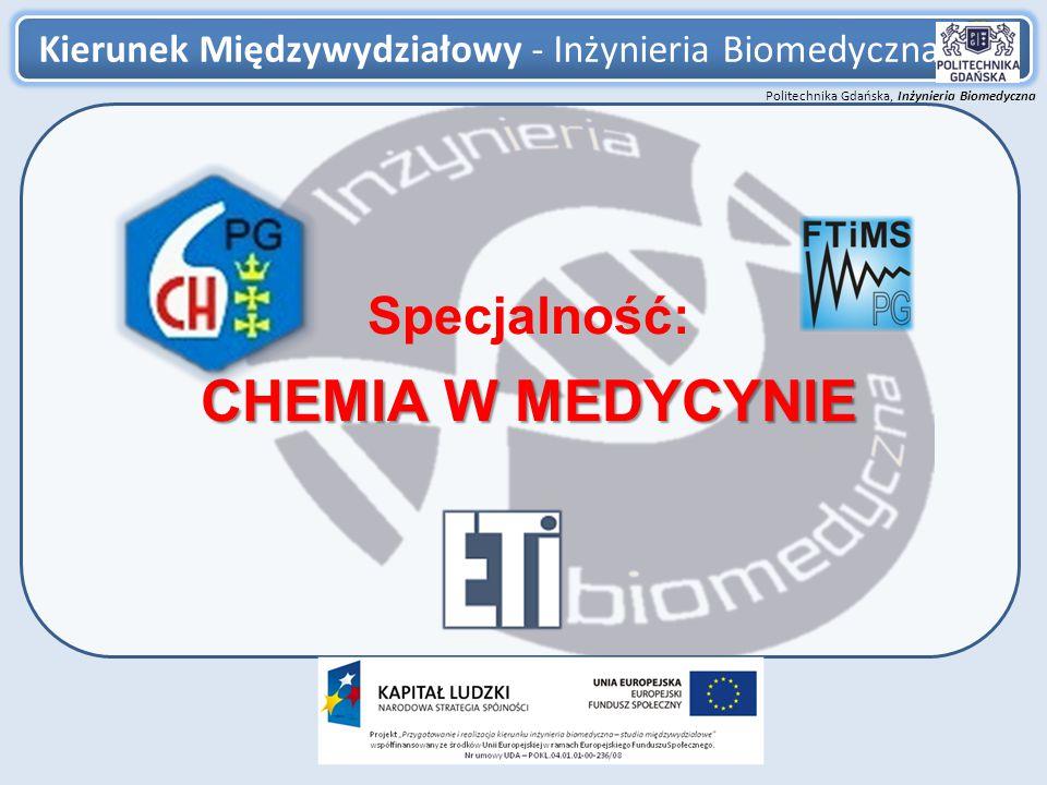 Kierunek Międzywydziałowy - Inżynieria Biomedyczna