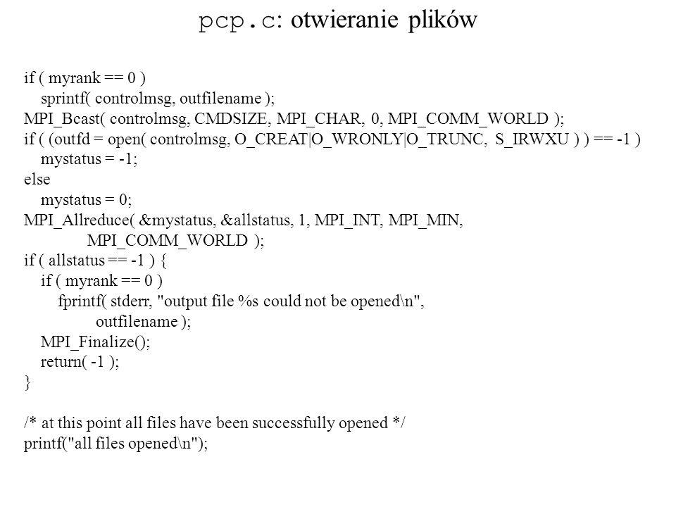 pcp.c: otwieranie plików
