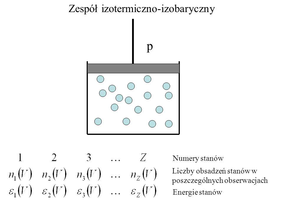 Zespół izotermiczno-izobaryczny