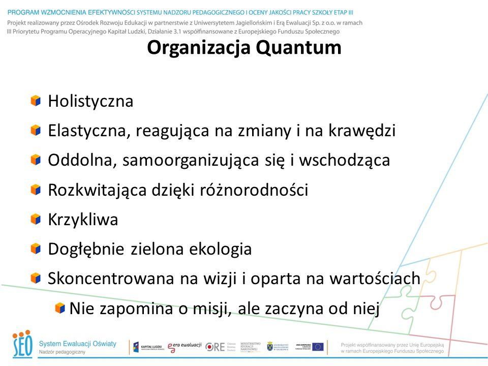 Organizacja Quantum Holistyczna