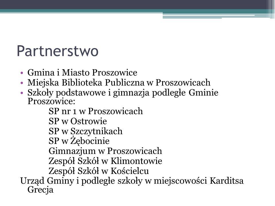 Partnerstwo Gmina i Miasto Proszowice
