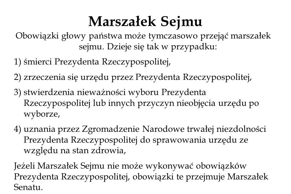 Marszałek Sejmu