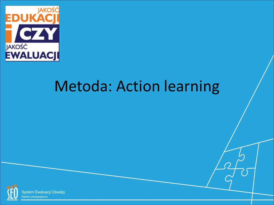 Metoda: Action learning